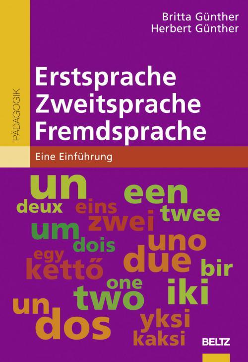 Erstsprache, Zweitsprache, Fremdsprache cover
