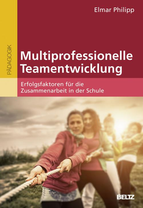 Multiprofessionelle Teamentwicklung cover