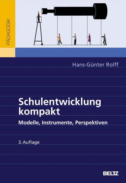 Schulentwicklung kompakt cover