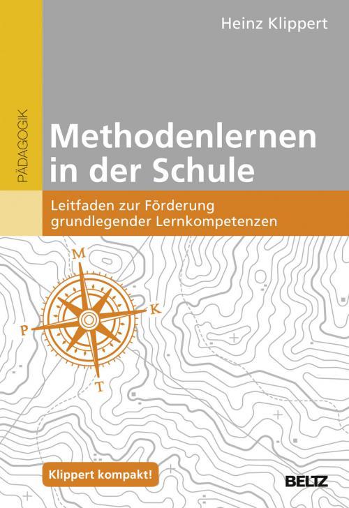 Methodenlernen in der Schule cover
