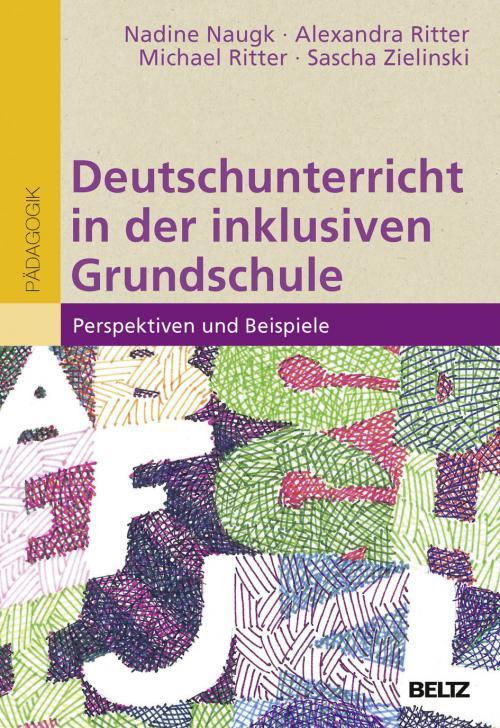 Deutschunterricht in der inklusiven Grundschule cover