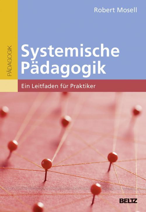 Systemische Pädagogik cover