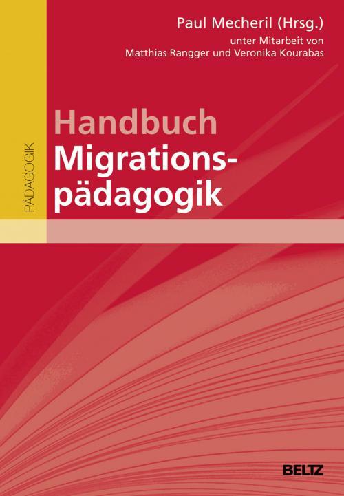 Handbuch Migrationspädagogik cover