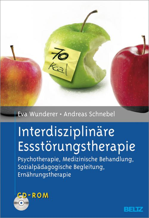 Interdisziplinäre Essstörungstherapie cover