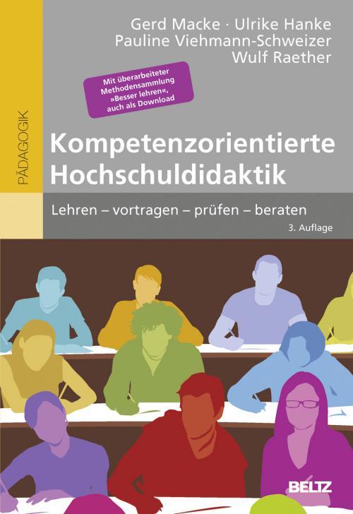 Kompetenzorientierte Hochschuldidaktik cover
