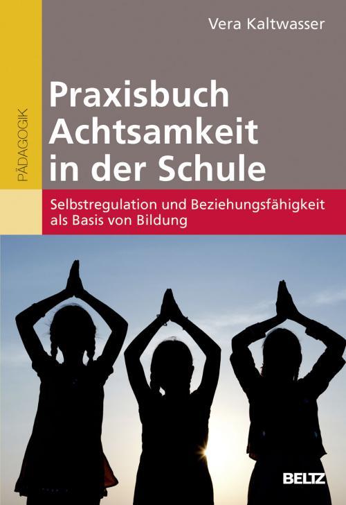 Praxisbuch Achtsamkeit in der Schule cover