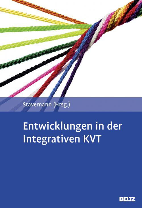 Entwicklungen in der Integrativen KVT cover
