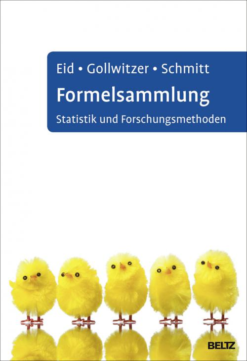 Formelsammlung Statistik und Forschungsmethoden cover