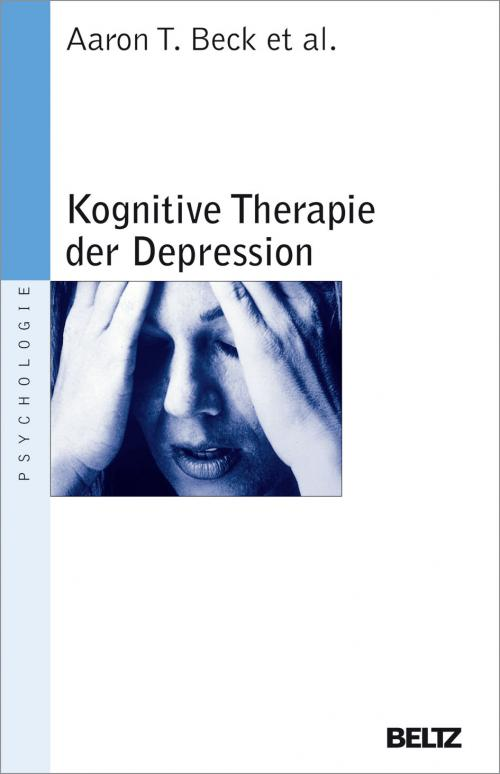 Kognitive Therapie der Depression cover