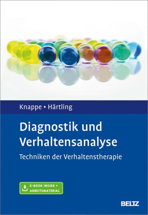 Diagnostik und Verhaltensanalyse cover