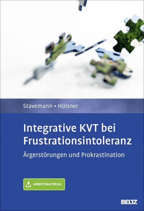 Integrative KVT bei Frustrationsintoleranz cover