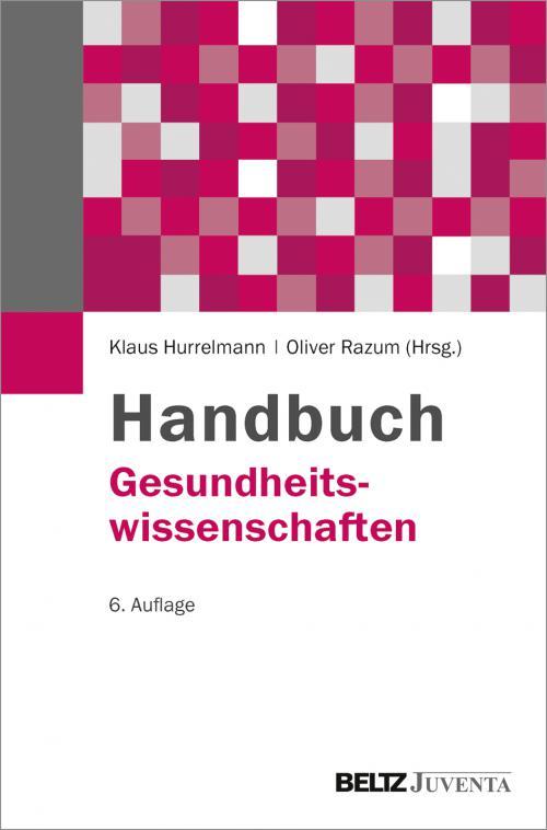 Handbuch Gesundheitswissenschaften cover