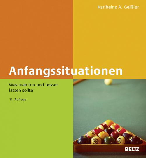 Anfangssituationen cover