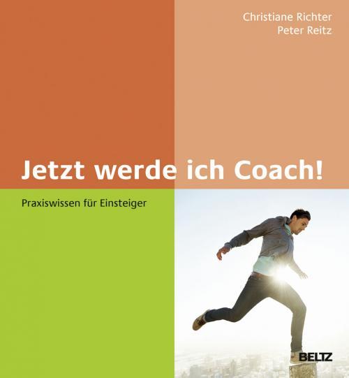 Jetzt werde ich Coach! cover