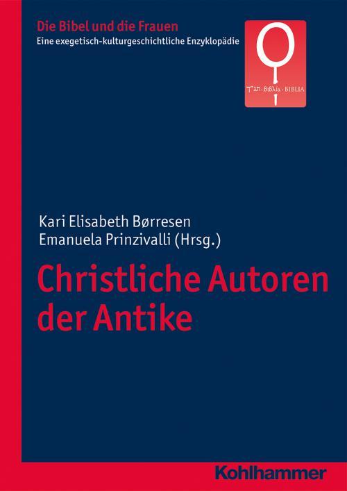 Christliche Autoren der Antike cover