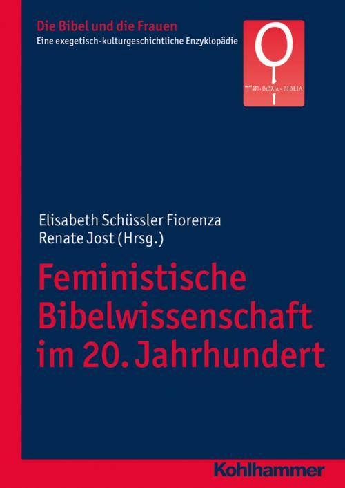 Feministische Bibelwissenschaft im 20. Jahrhundert cover