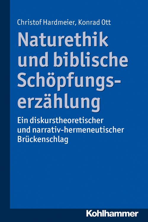 Naturethik und biblische Schöpfungserzählung cover