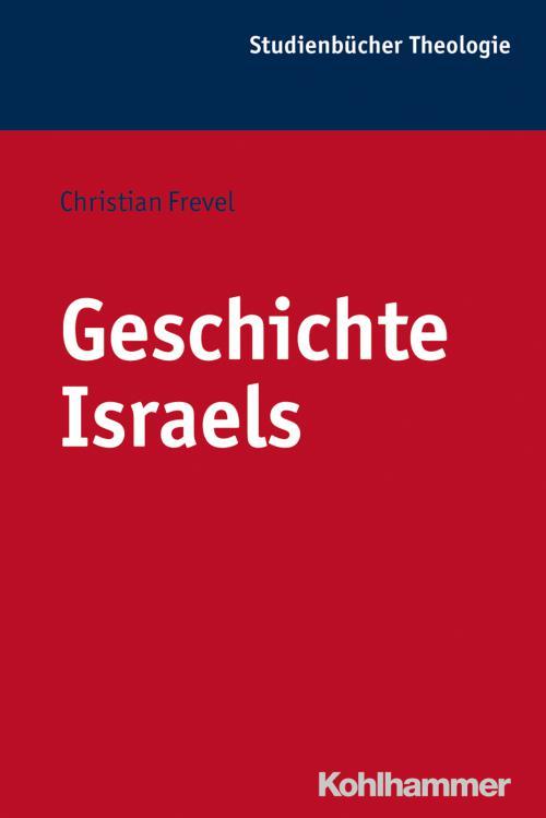 Geschichte Israels cover