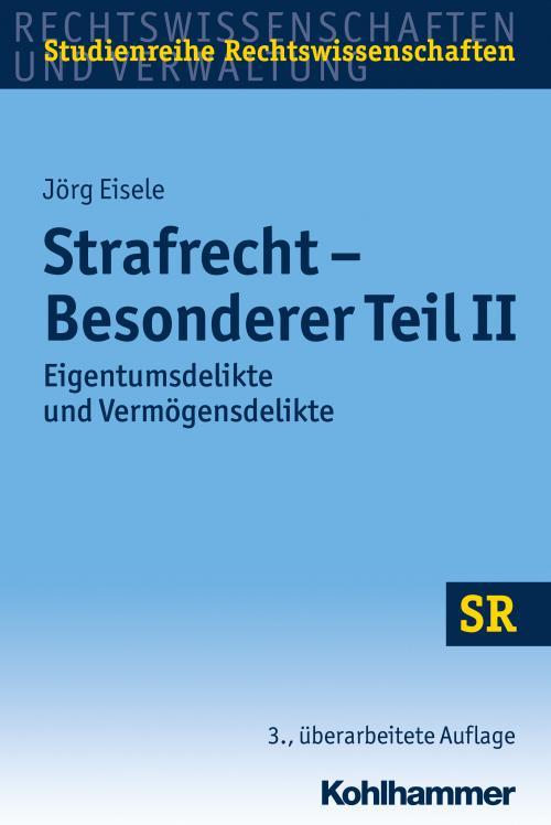 Strafrecht - Besonderer Teil II cover