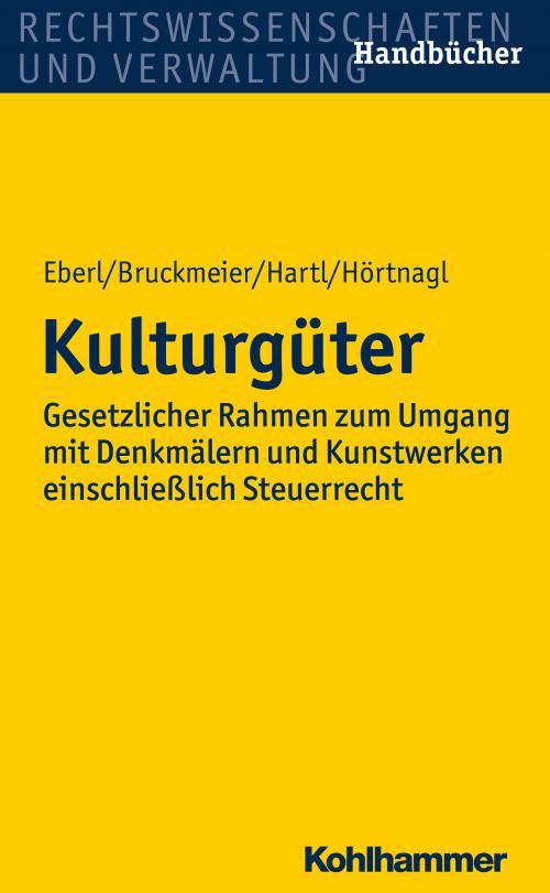 Kulturgüter cover
