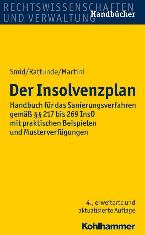 Der Insolvenzplan cover