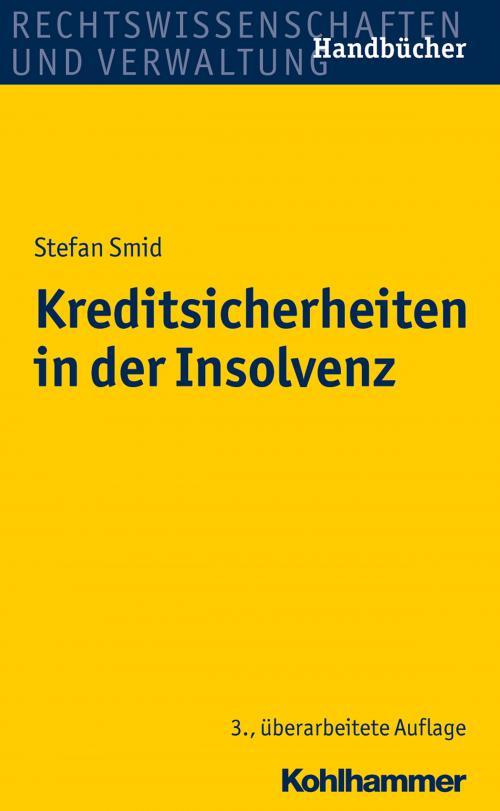 Kreditsicherheiten in der Insolvenz cover