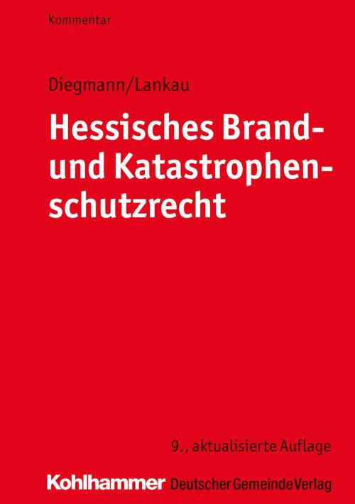 Hessisches Brand- und Katastrophenschutzrecht cover