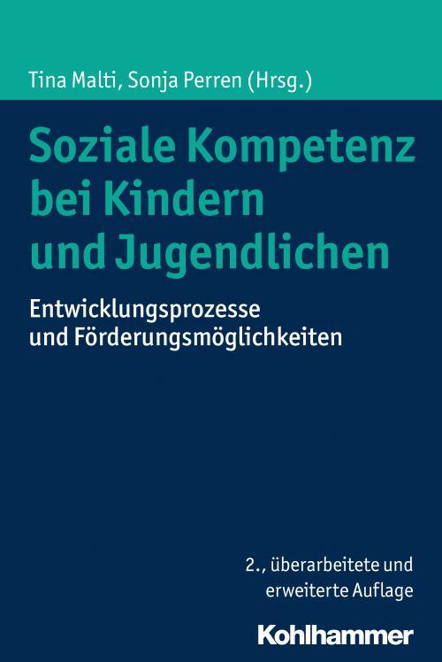 Soziale Kompetenz bei Kindern und Jugendlichen cover