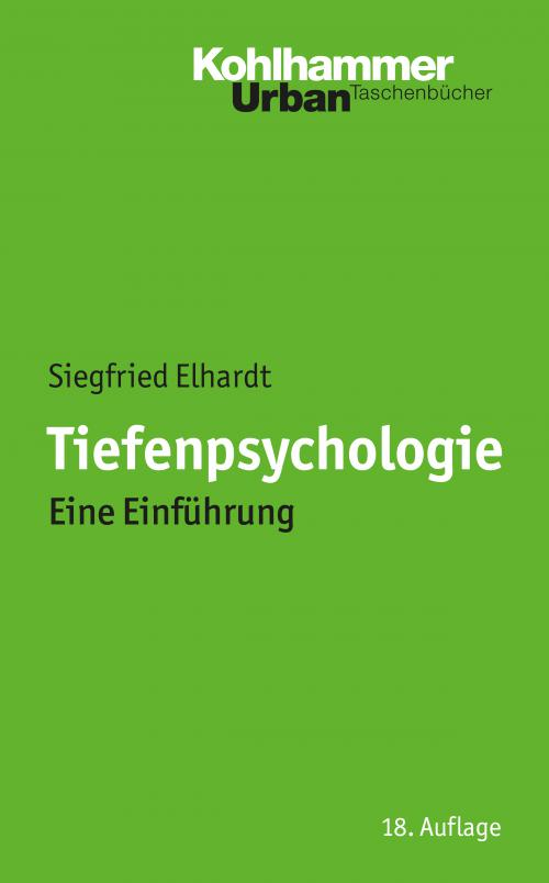 Tiefenpsychologie cover