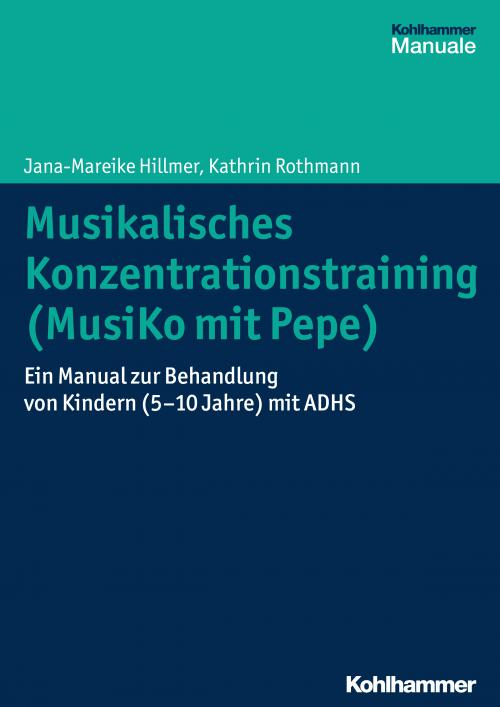 Musikalisches Konzentrationstraining (Musiko mit Pepe) cover
