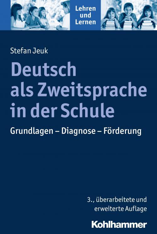 Deutsch als Zweitsprache in der Schule cover