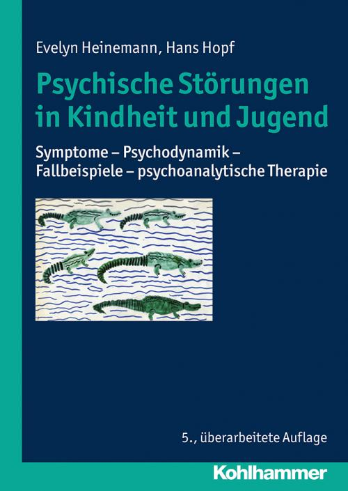 Psychische Störungen in Kindheit und Jugend cover