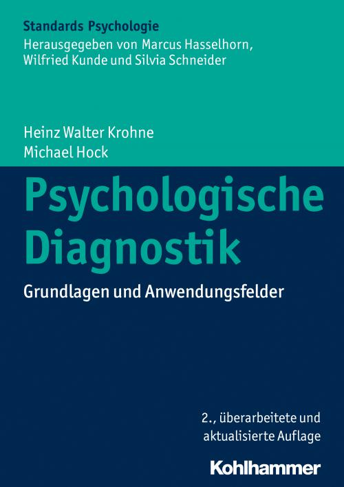 Psychologische Diagnostik cover
