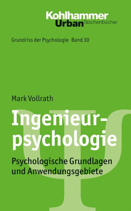 Ingenieurpsychologie cover