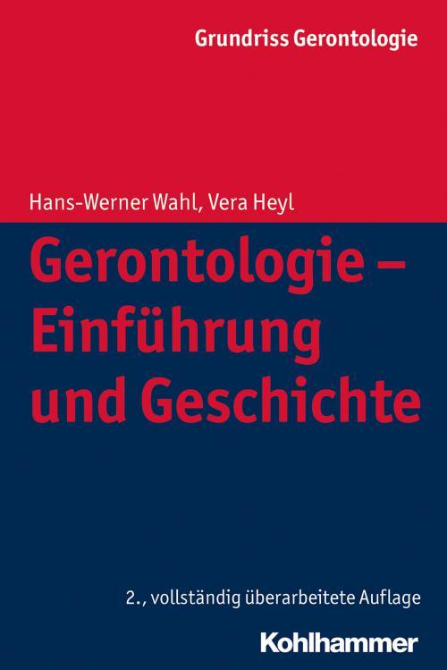 Gerontologie - Einführung und Geschichte cover
