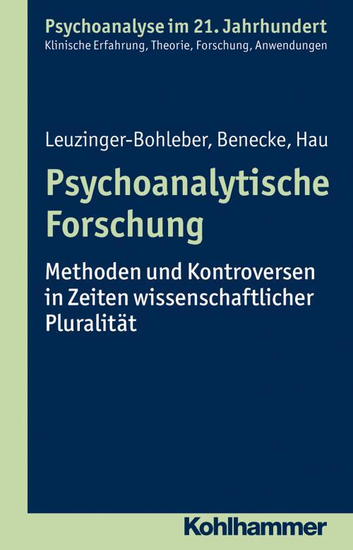 Psychoanalytische Forschung cover