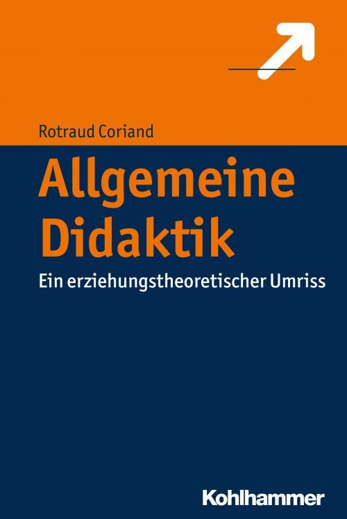 Allgemeine Didaktik cover