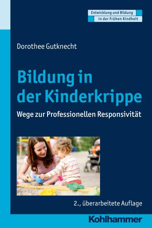 Bildung in der Kinderkrippe cover