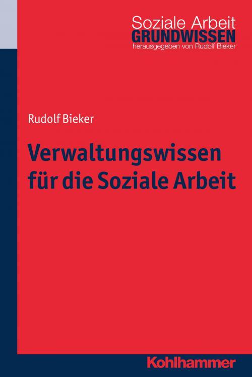 Verwaltungswissen für die Soziale Arbeit cover