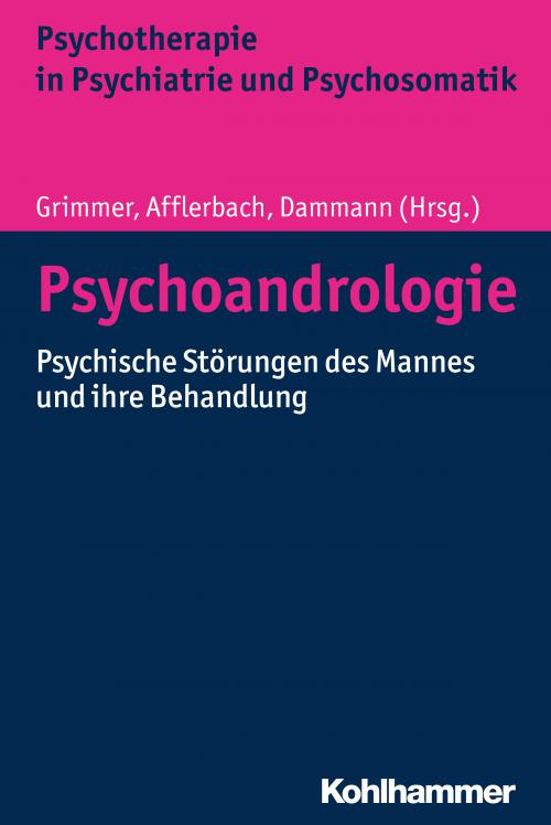 Psychoandrologie cover