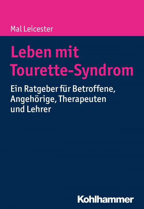 Leben mit Tourette-Syndrom cover