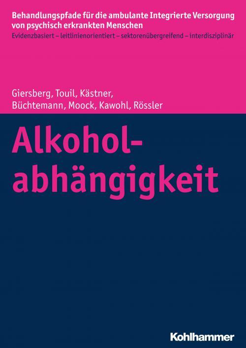Alkoholabhängigkeit cover