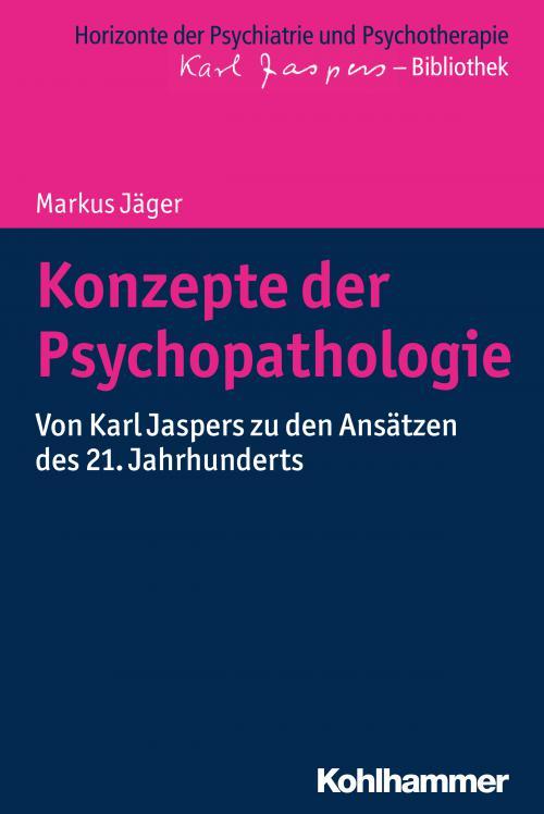 Konzepte der Psychopathologie cover