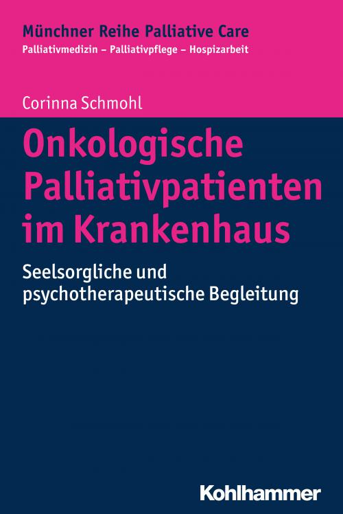 Onkologische Palliativpatienten im Krankenhaus cover