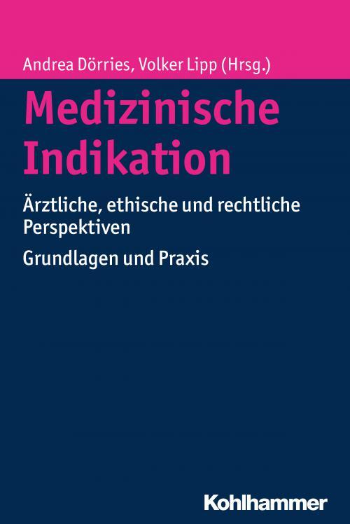 Medizinische Indikation cover