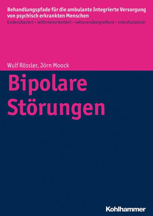 Bipolare Störungen cover