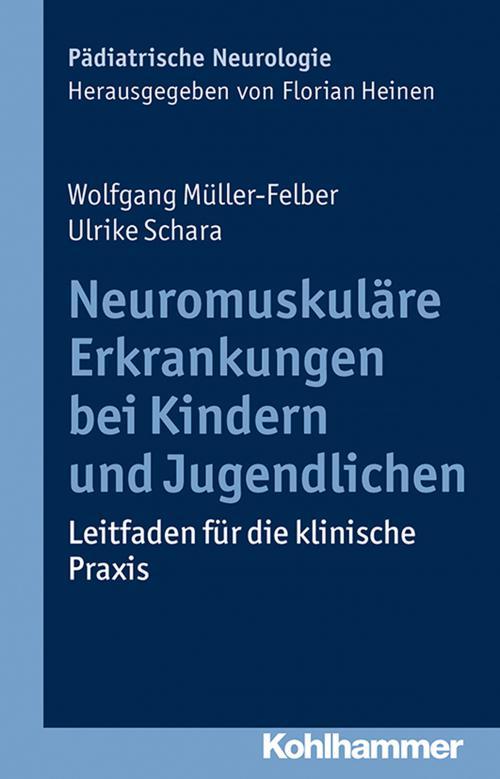 Neuromuskuläre Erkrankungen bei Kindern und Jugendlichen cover