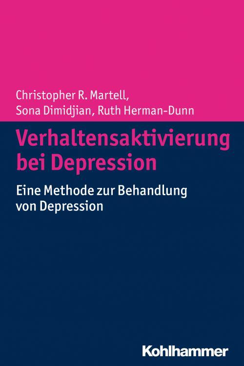 Verhaltensaktivierung bei Depression cover