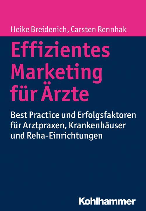 Effizientes Marketing für Ärzte cover