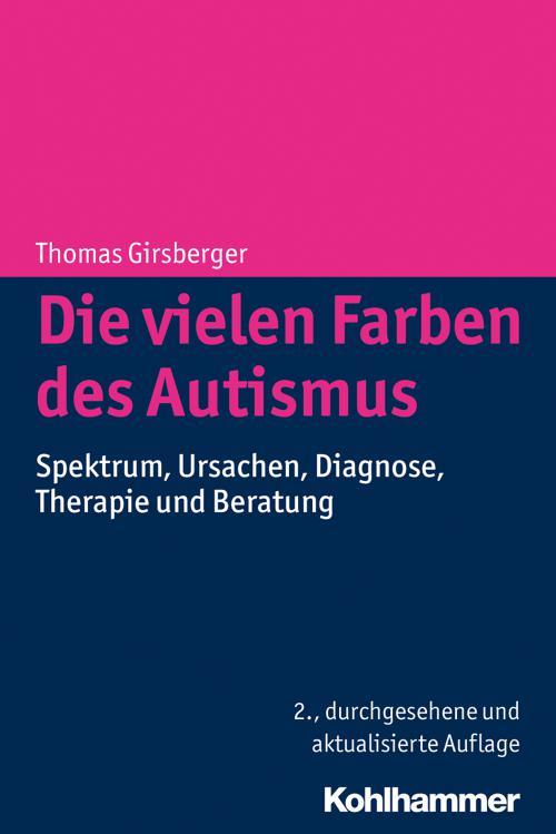 Die vielen Farben des Autismus cover